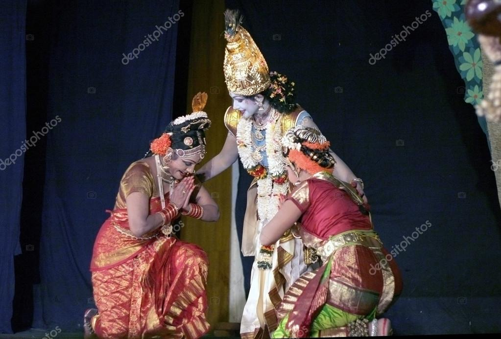 Kuchipudi Group Dance Parijatham Kuchipudi Dance