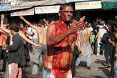 Bibi Ka Alam Muharram procession — Stock Photo