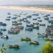 Fishing boats in Vietnam — Lizenzfreies Foto