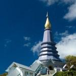 Modern buddhist temple — Stock Photo #2918825