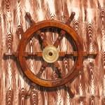 A steering-wheel — Stock Photo #3282457