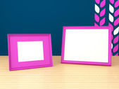 Picture Frames for Home Decoration. — Stock Photo