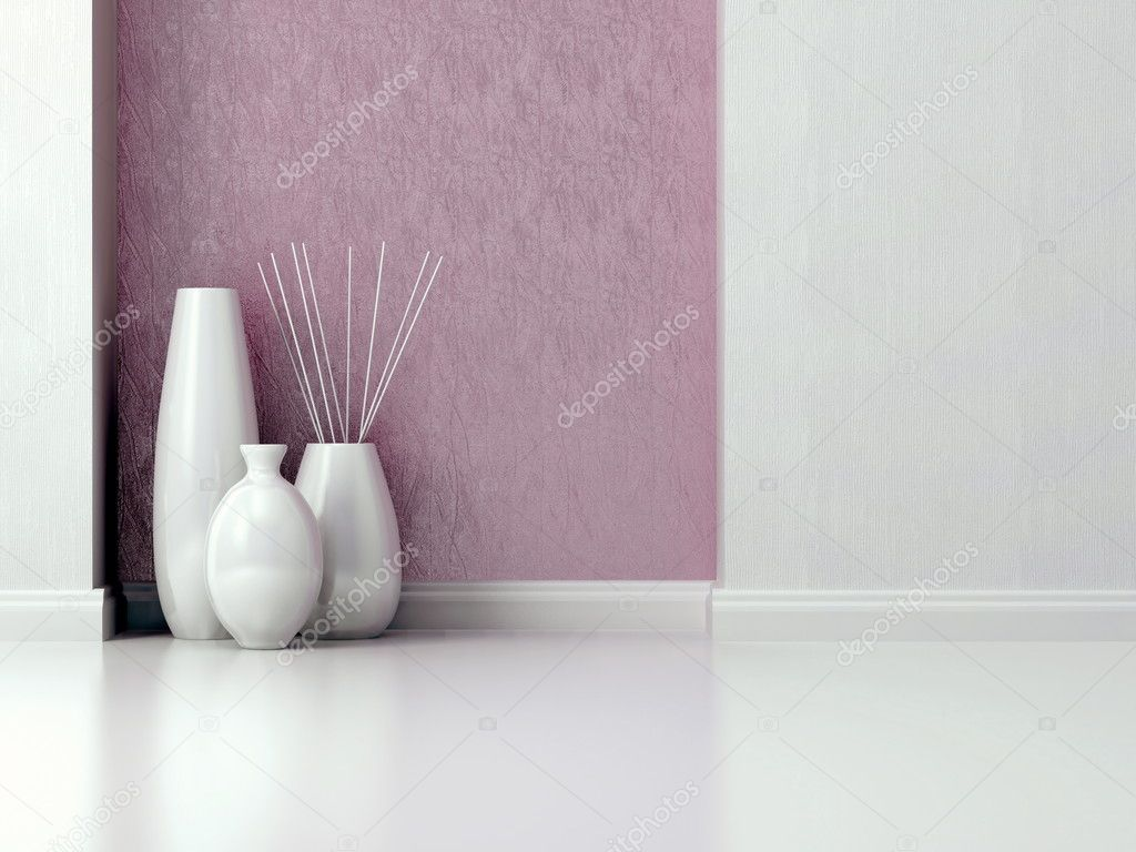 Inredning och design. vardagsrum vägg — Stockfotografi © kosheen ...