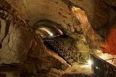 Cave interior — Stock Photo