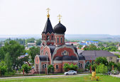 Temryul Cathedral — Stock Photo