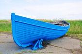 Starych łodzi rybackich — Zdjęcie stockowe