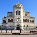 Vladimir Cathedral in Chersones, Crimea, Ukraine — Stock Photo #18479461