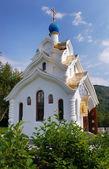 Convento da Trindade-são Jorge, Sochi, Rússia — Fotografia Stock