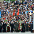 Celebration of Victory Day on May 9 - Stock Photo