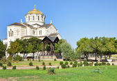 St.Vladimir Cathedral — Stock Photo
