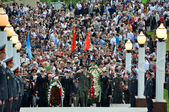 Celebration of Victory Day on May 9 — Stock Photo