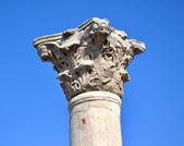 Antieke marmeren kolommen — Stockfoto