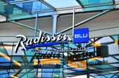 Radisson Blu Resort & Congress Hall in Sochi, Russia — Stock Photo