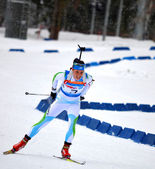 IBU Regional Cup in Sochi on February 9, 2013 — Stock Photo