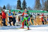 IBU Regional Biathlon Cup in Sochi — Stock Photo