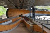 """Sanki"" Luge Center for Winter Olympics 2014 — Stock Photo"