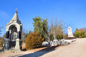 Fraternal Cemetry in Sevastopol, Crimea — Stock Photo