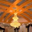 Beautiful chandelier — Stock Photo #15834575