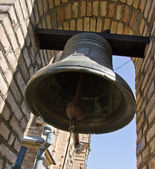 Orthodox bell — Stock Photo