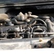 Stock Video: Old diesel engine