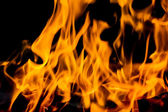 Abstract background. flames of fire — Stock Photo