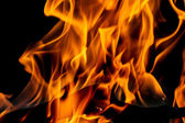 Abstract background. flames of fire — 图库照片