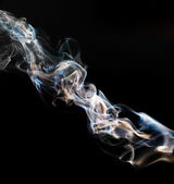 Beautiful smoke — Stock Photo
