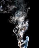 Hermosa humo — Foto de Stock