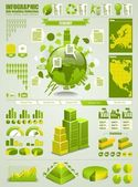 Ecology — Vector de stock