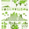 Eco info graphics — Stock Vector #13692130