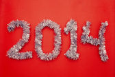 New year 2014 design — Stock Photo