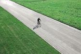 Cykloturistiku — Stock fotografie