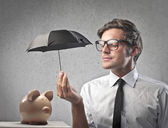 Money Protection — Stock Photo