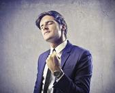 Businessman Success — Stock Photo