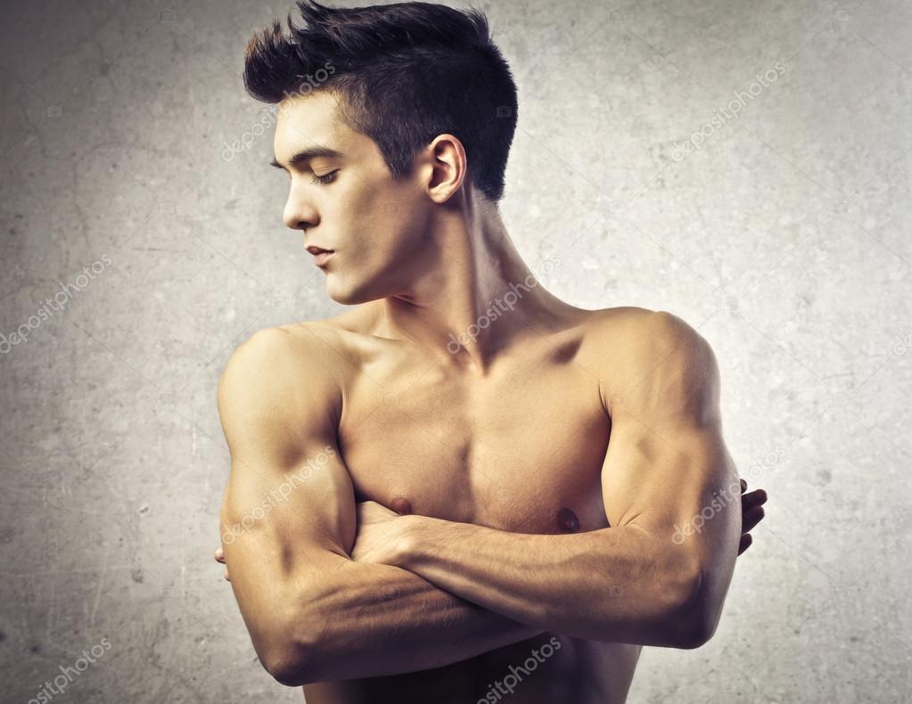 Смотреть на мускулистых парней 12 фотография