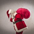 Santa Claus Bag — Stock Photo #14330363