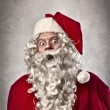 Astonished Santa Claus — Stock Photo #14330305