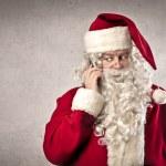 Santa Claus Call — Stock Photo