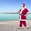 Santa Claus Holiday — Stock Photo