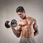 Muscular Guy — Stock Photo