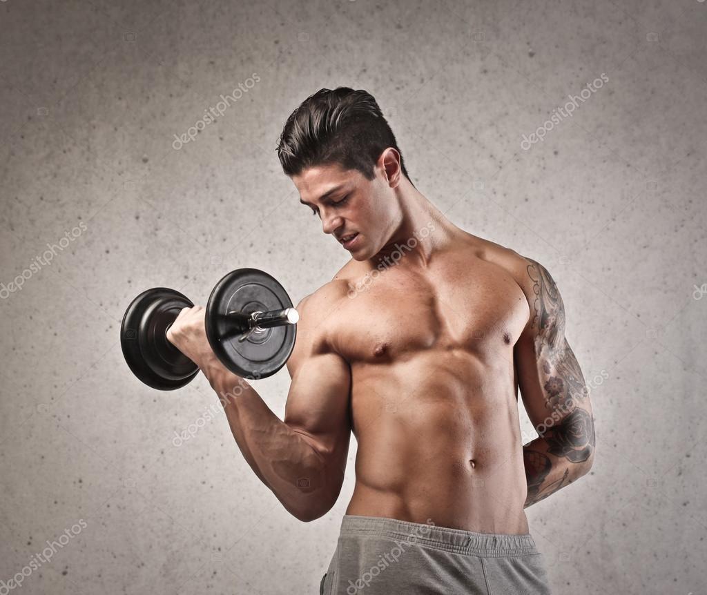 Фото молодых парней мускулистых 20 фотография