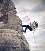 Tırmanış — Stok fotoğraf