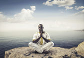 Meditation — Stock Photo