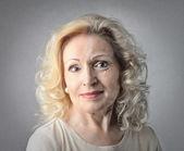 Mature woman — Stock Photo