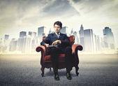 Businessman — Foto Stock