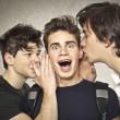 Three boys — Stock Photo #23765629