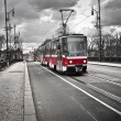 Royalty-Free Stock Photo: Tram