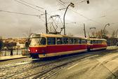 Tramvay — Stok fotoğraf
