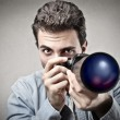 Camera man — Stock Photo