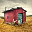 Stock Photo: Little house